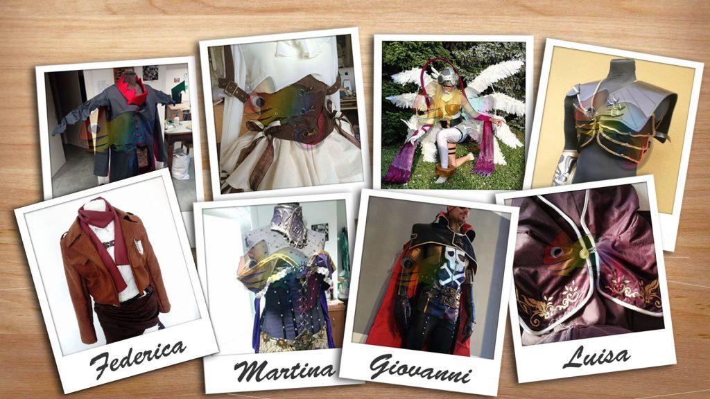 Costumi cosplay di qualità
