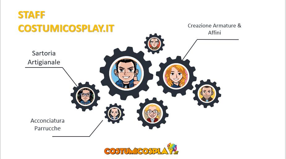 Staff Costumicosplay.it